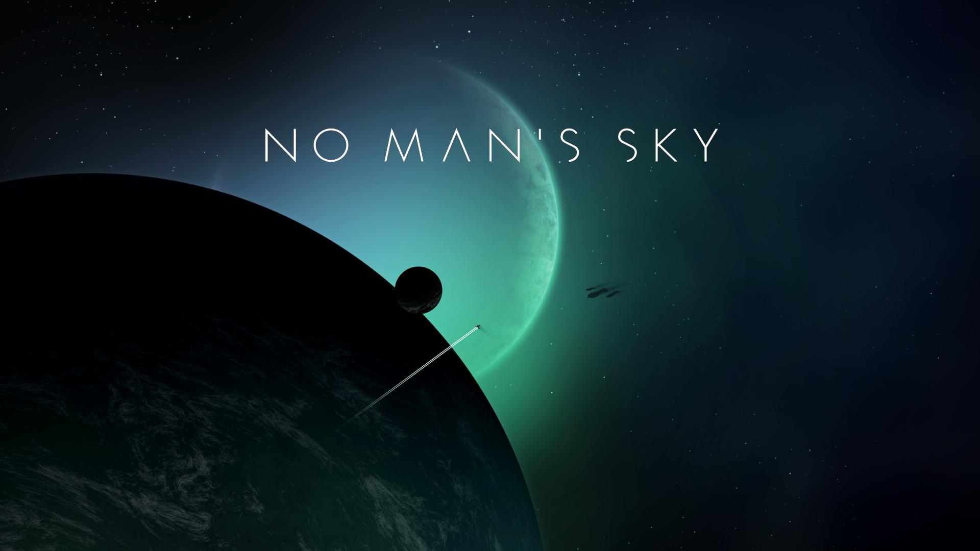 Station - No Man's Sky Wallpaper