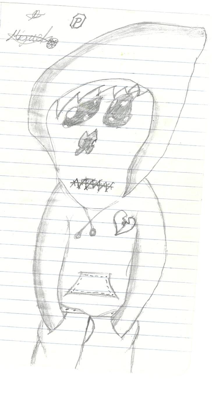 sad skull