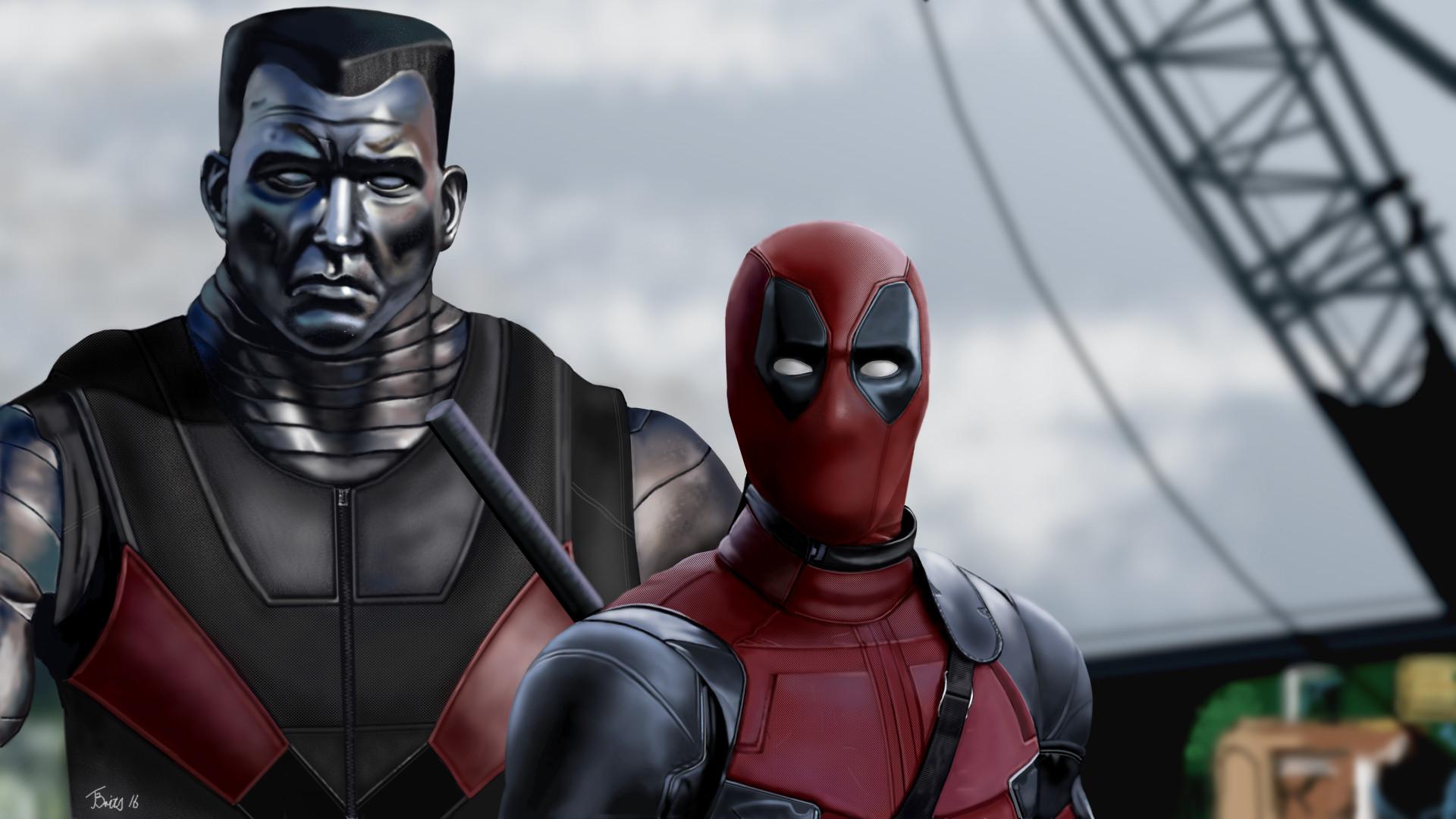Deadpool & Colossus