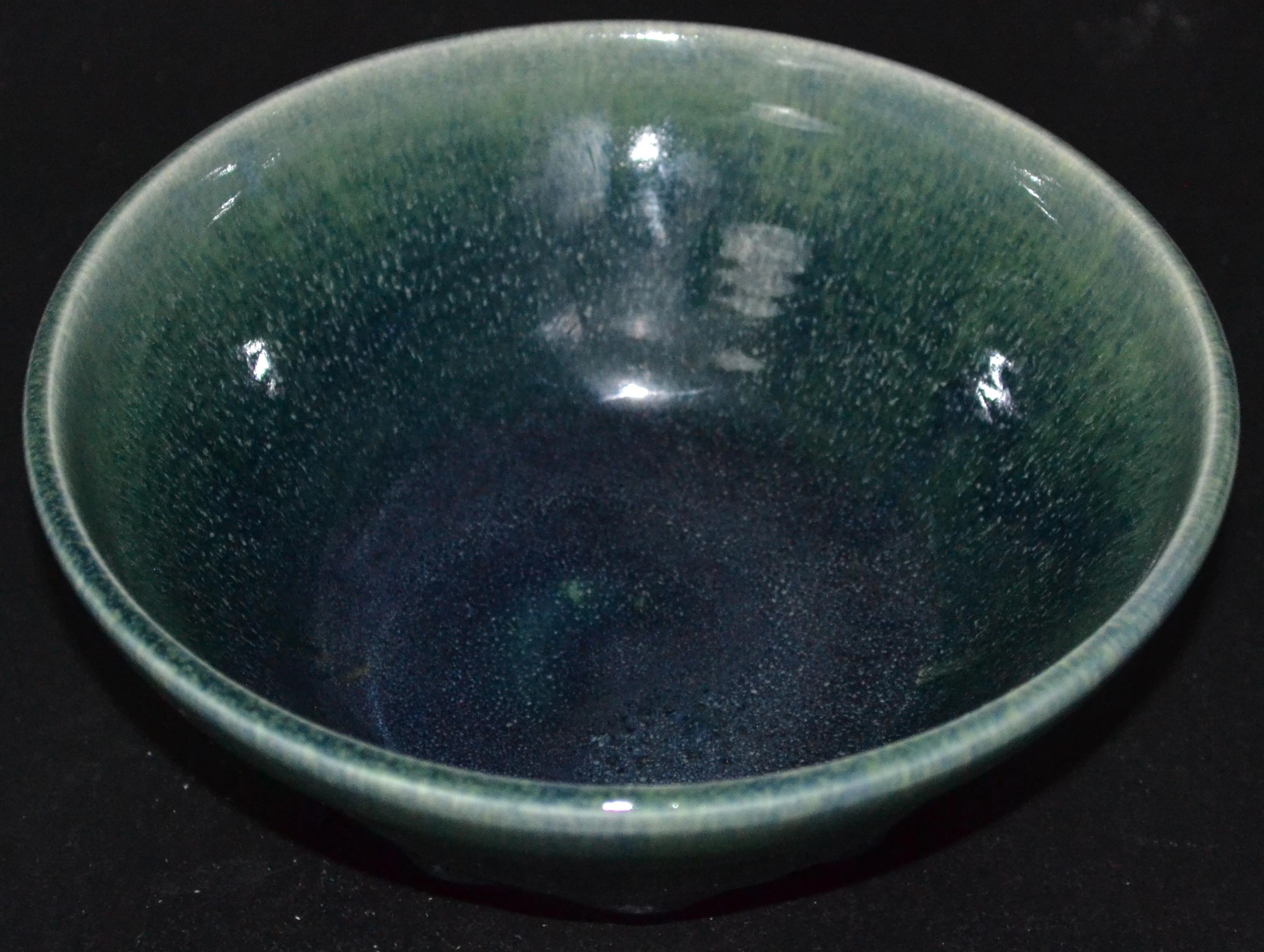 Green Blue Bowl 7