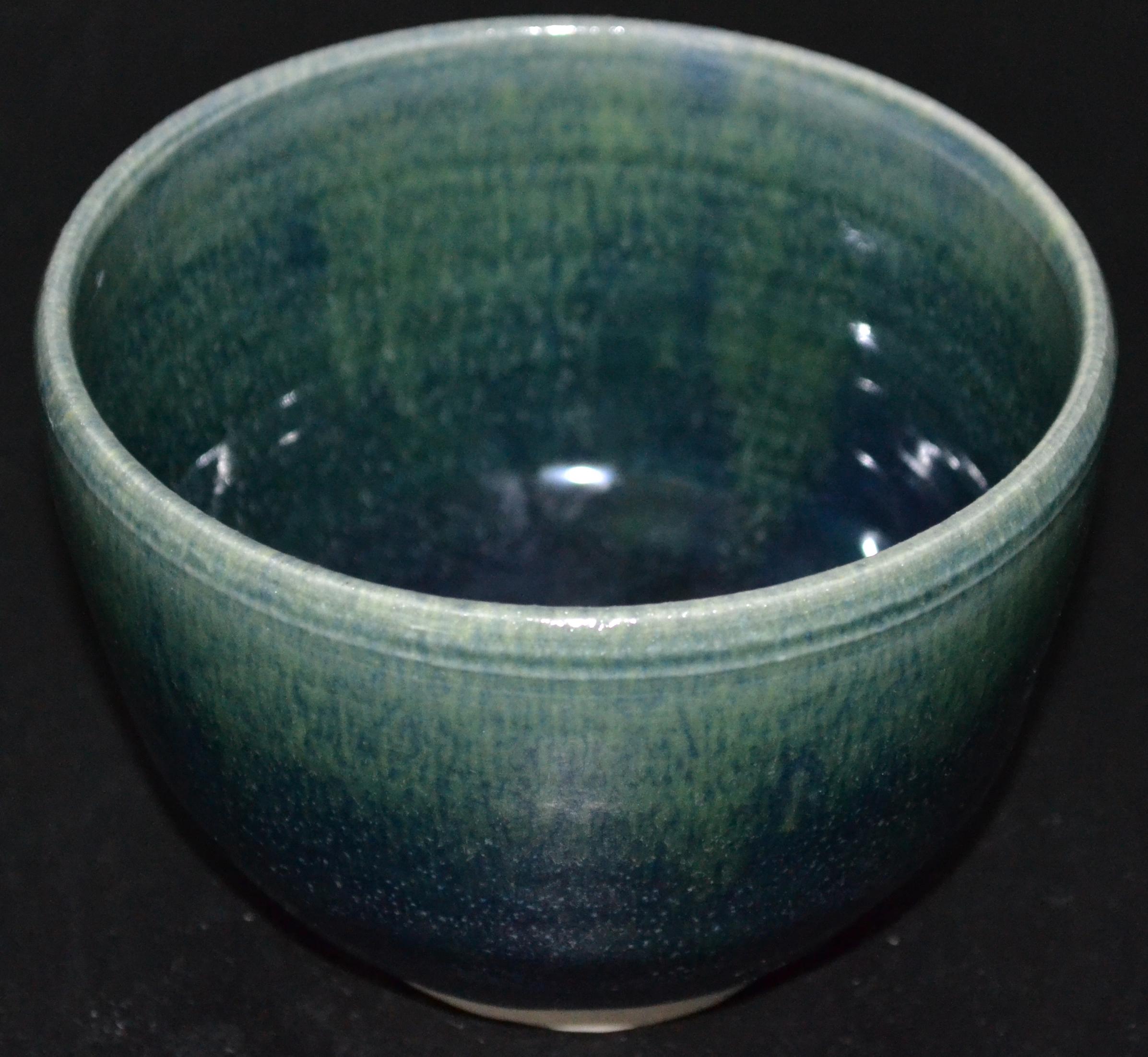 Green Blue Bowl 8