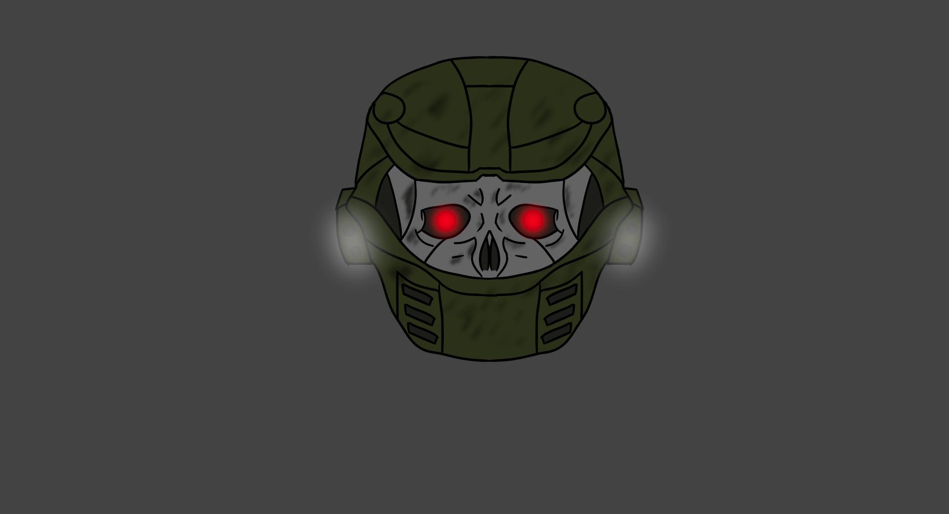 Halo Master Chief Helmet