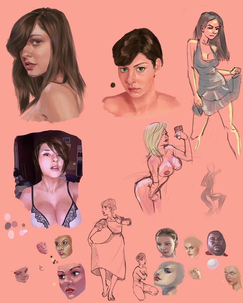 Sketches & Studies #5