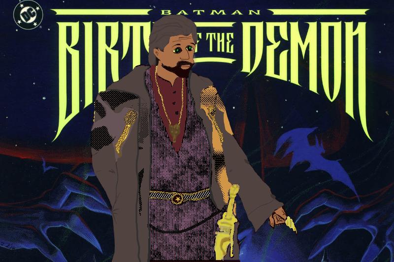 Ra's Al-Ghul Birth of the Demon