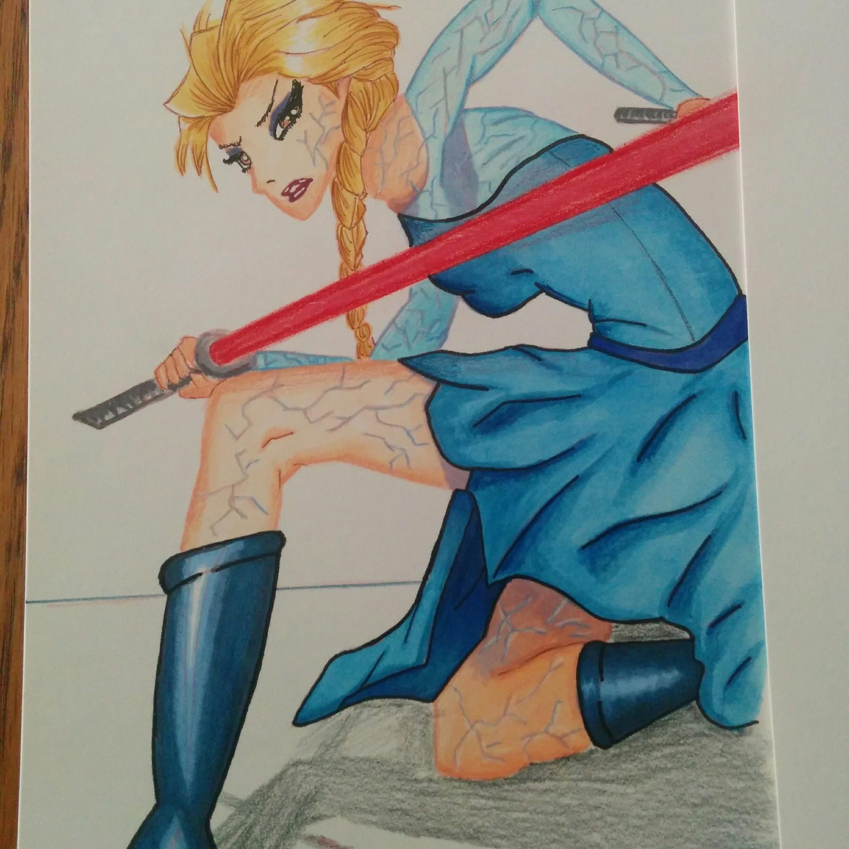 Darth Elsa