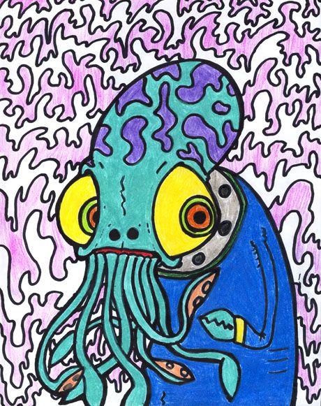 Squid Static