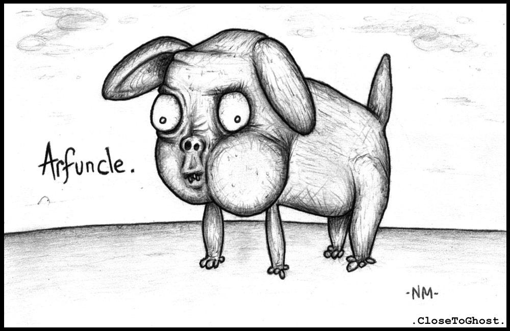 Arfuncle Dog