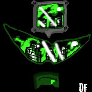 Green Tankmen