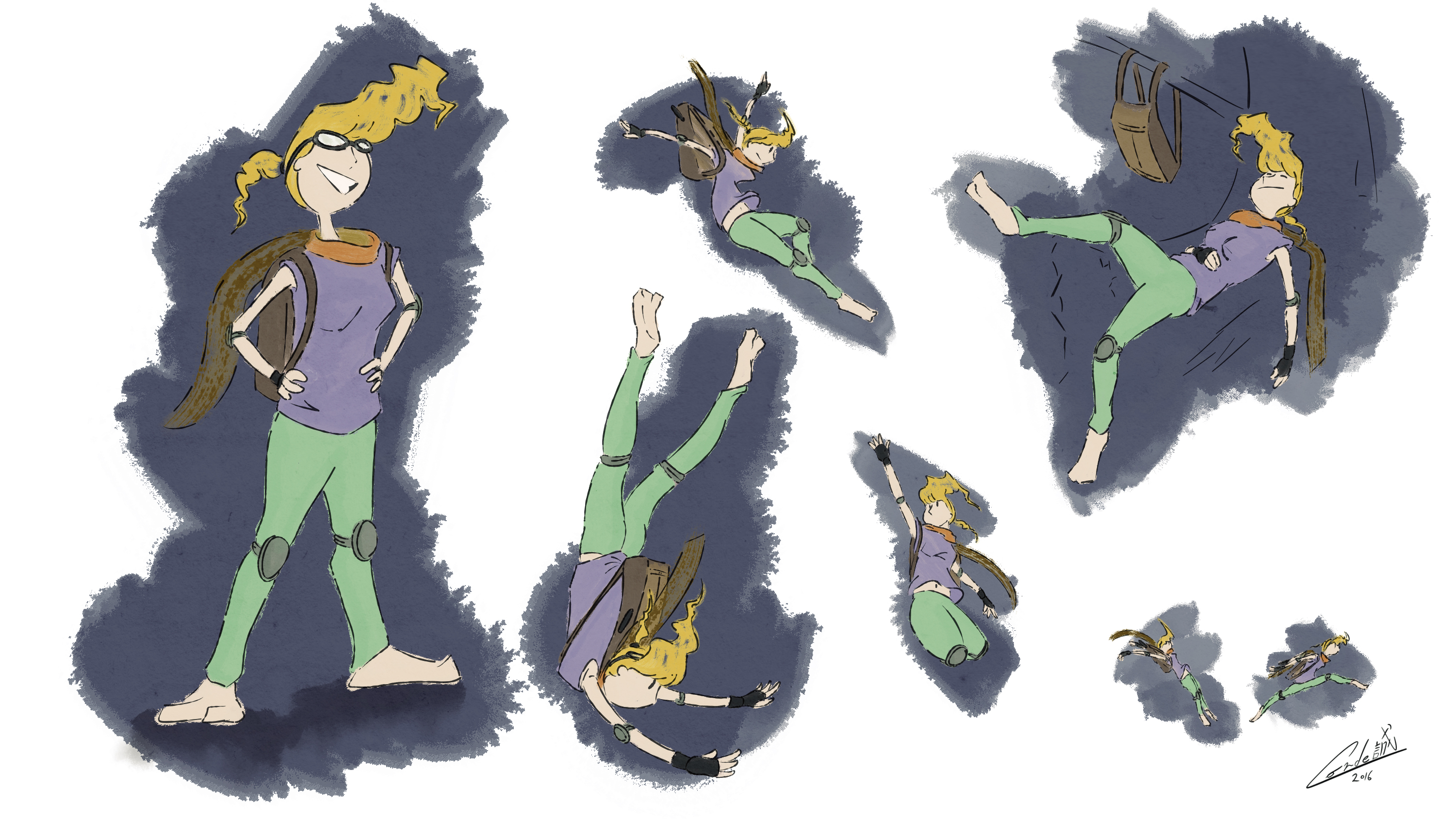 Valbe Expression Sheet 03