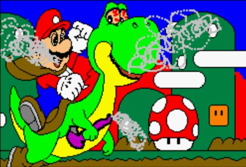 Mario Explained