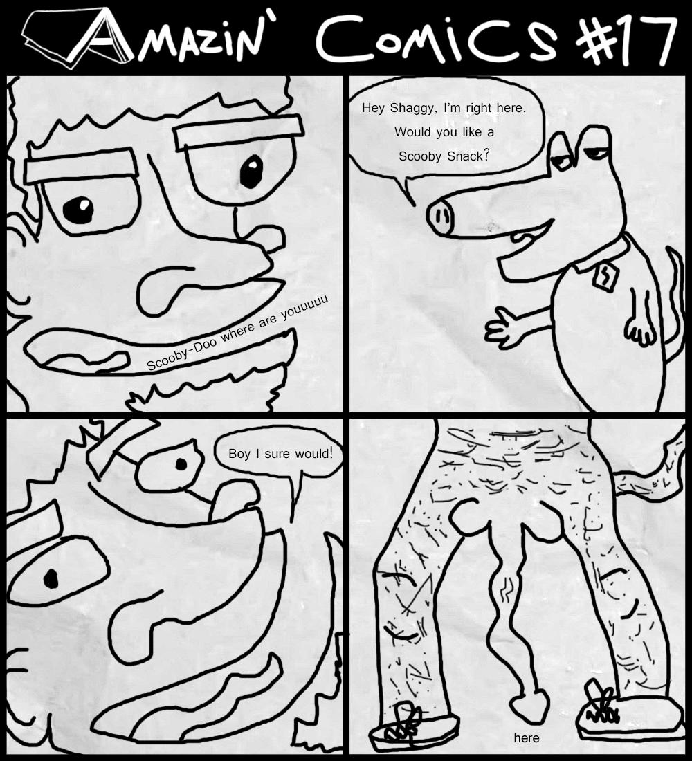 Amazin' Comics #17