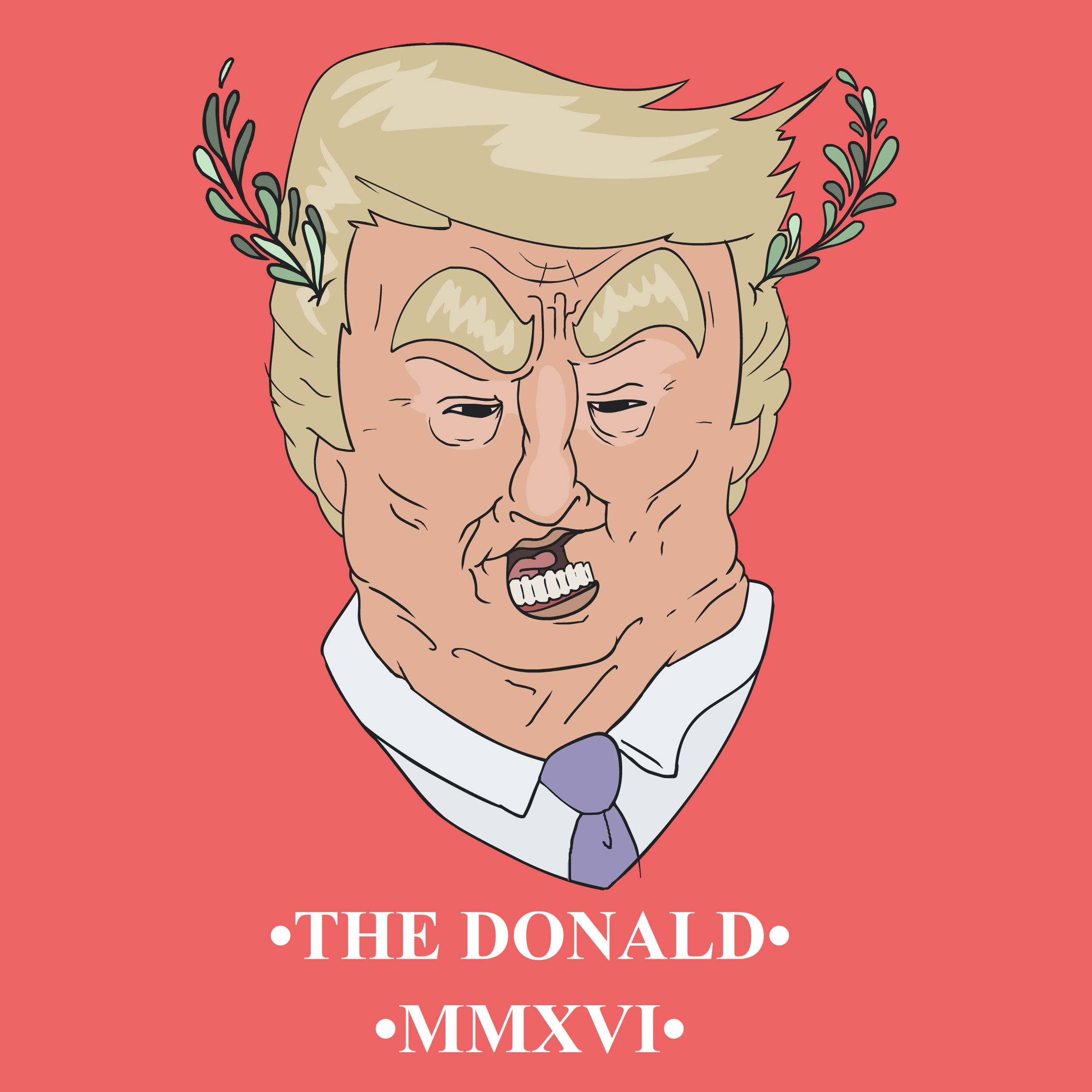 The Donald 2k16