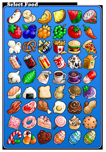 EBF5: Food