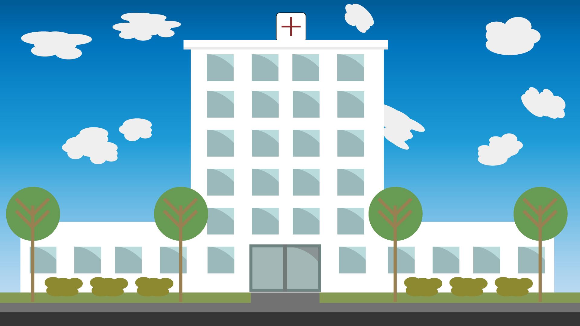 Hospital (Vector)