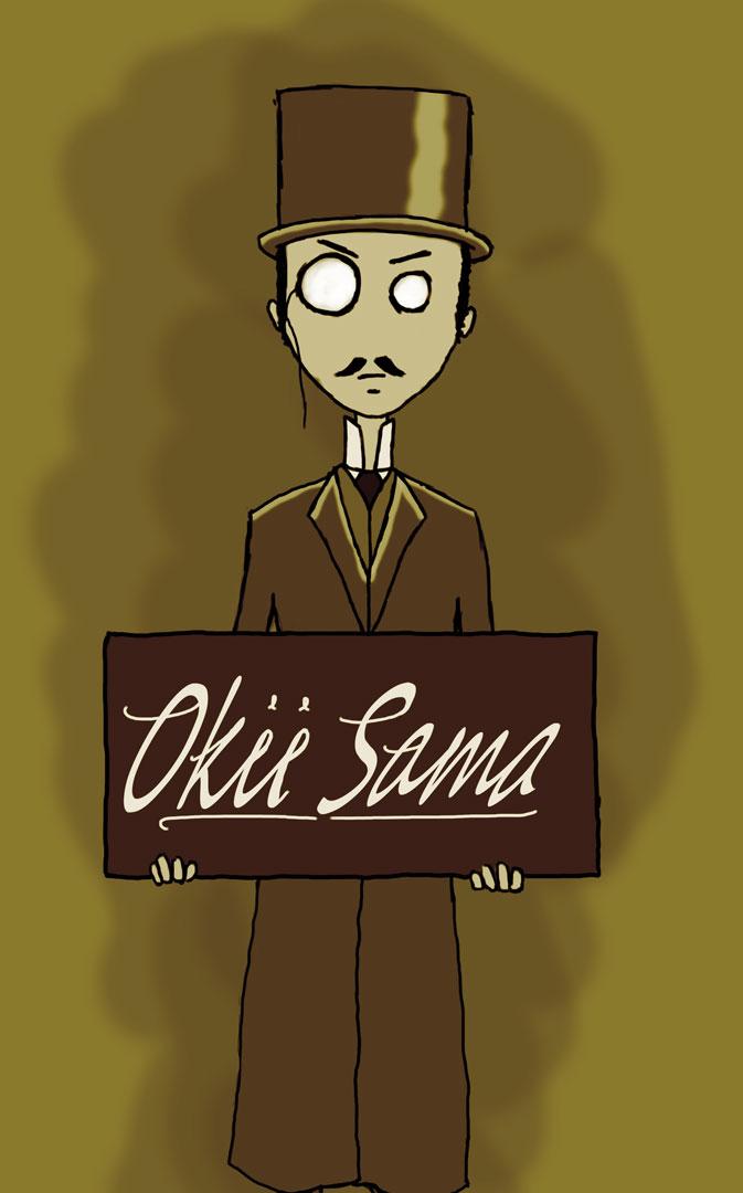 Mr Oak