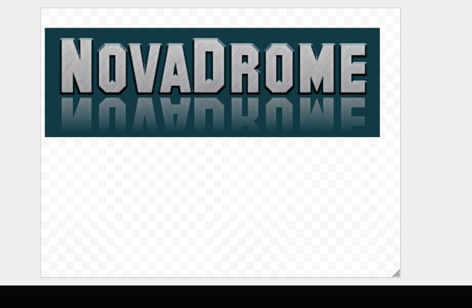 NovaDrome Logo?