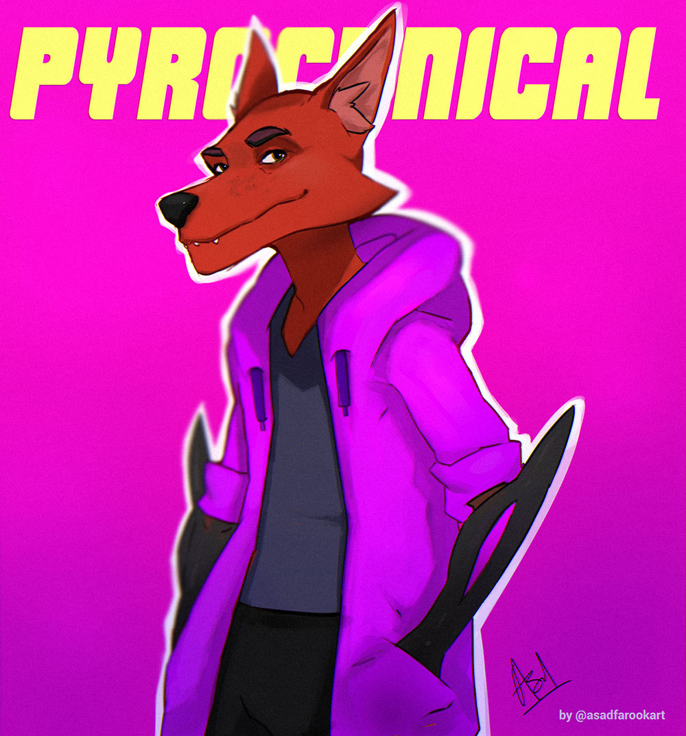 Pyrocynical's new avatar