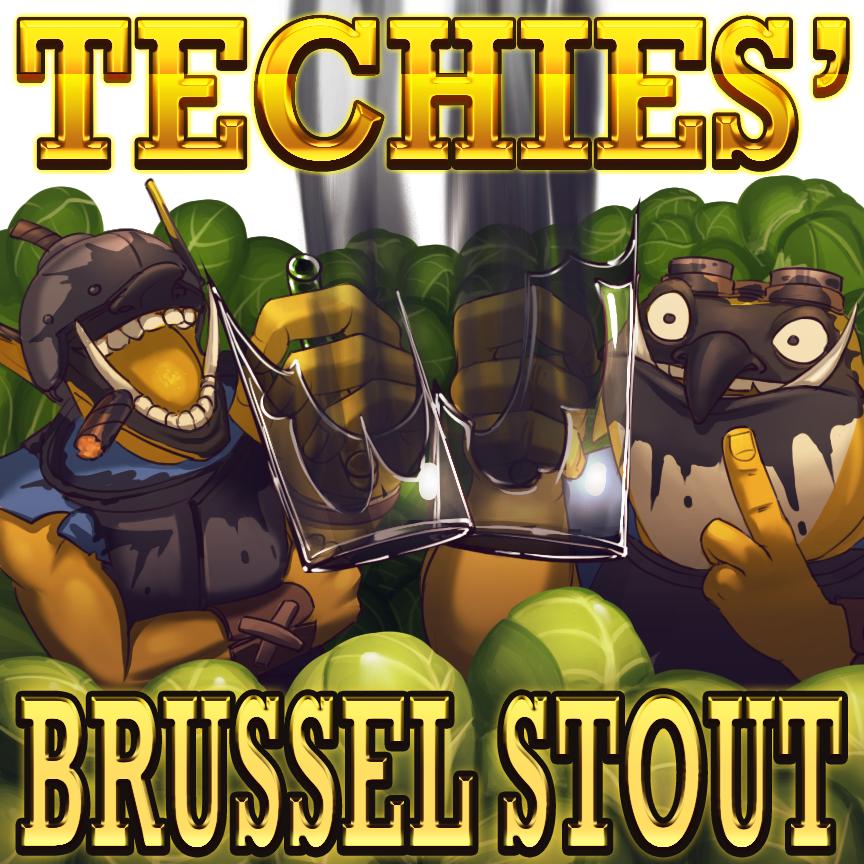 DOTA2: Techies' Brussel Stout