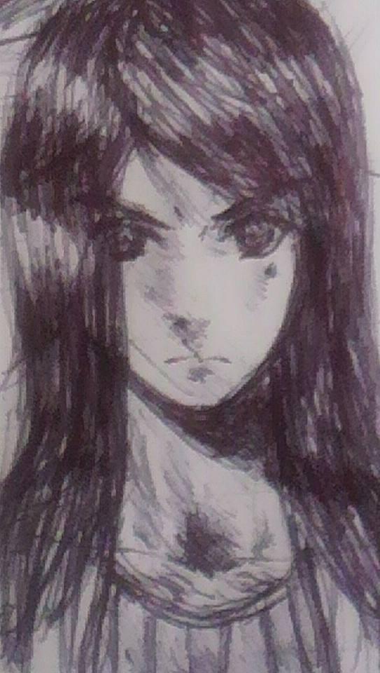Miana (Concept Sketch 2)