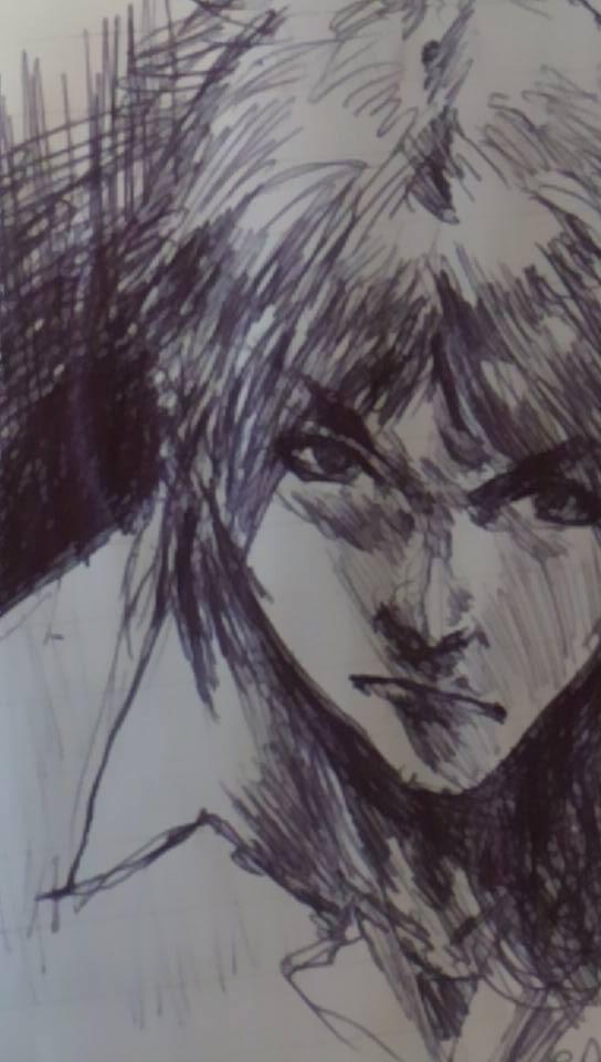 September (Concept Sketch 3)