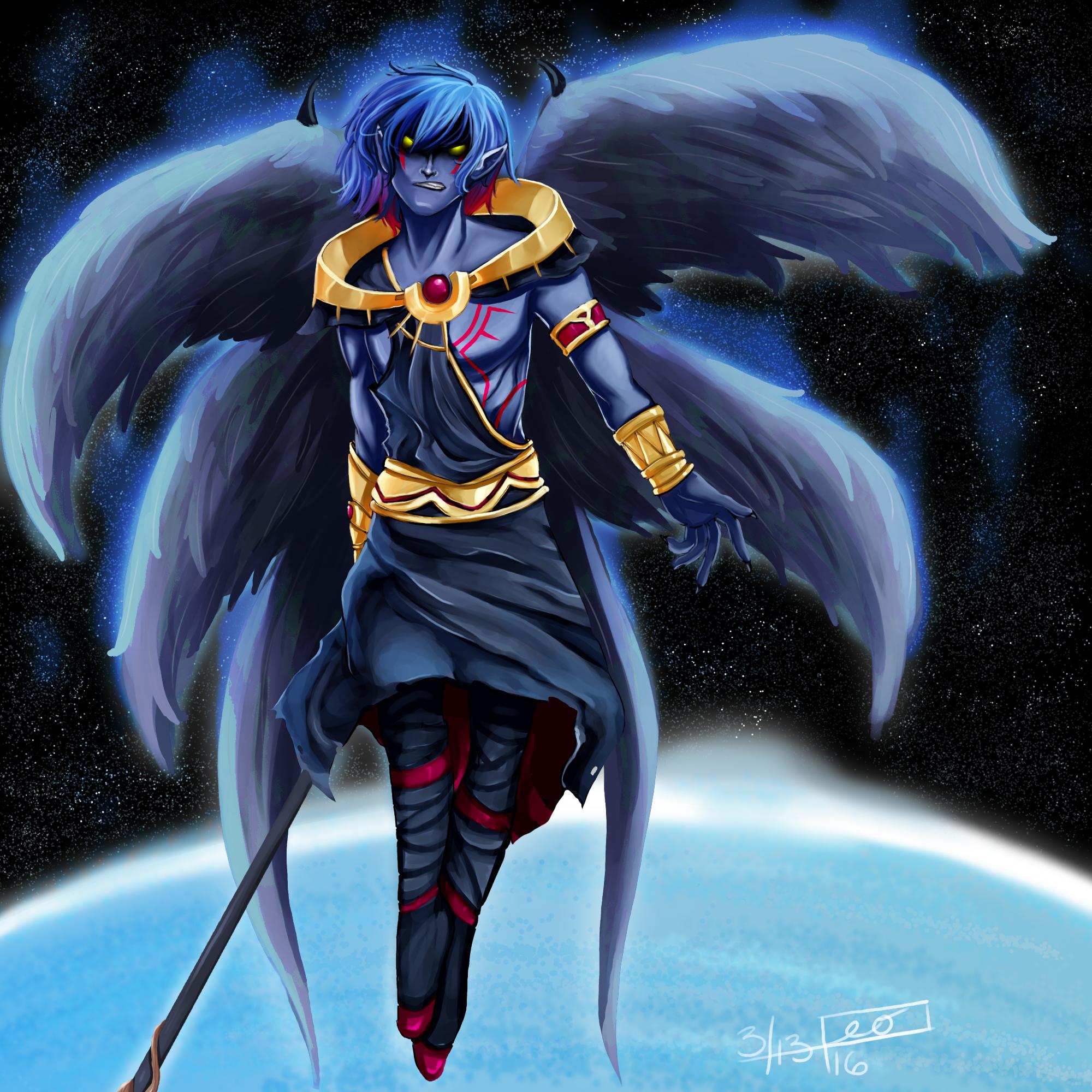 The Agent of Entropy - Uranus