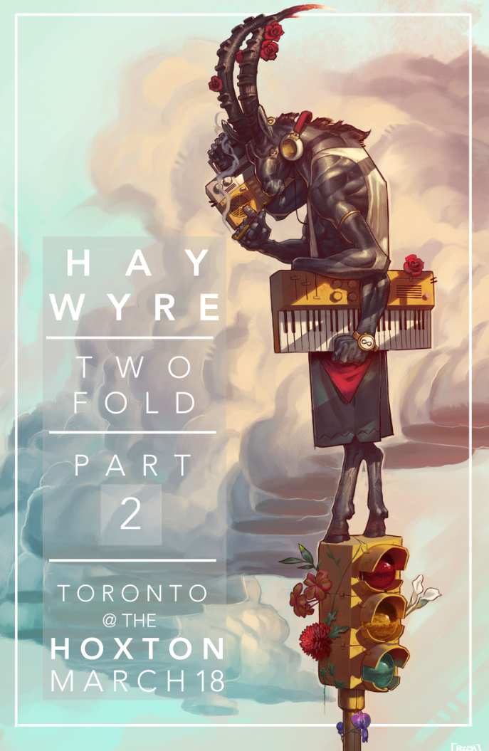 Haywyre - Two Fold - Part. 2