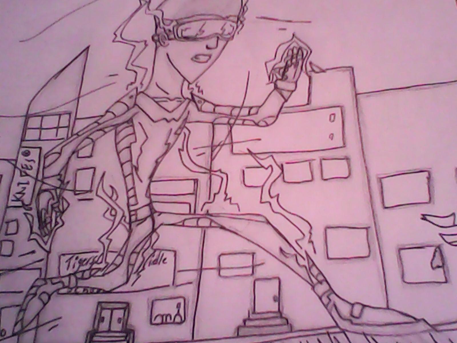 Slyde__ Teenage Speedster