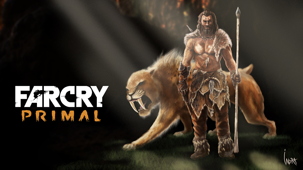 Takkar - The Beast Mater from Farcry Primal