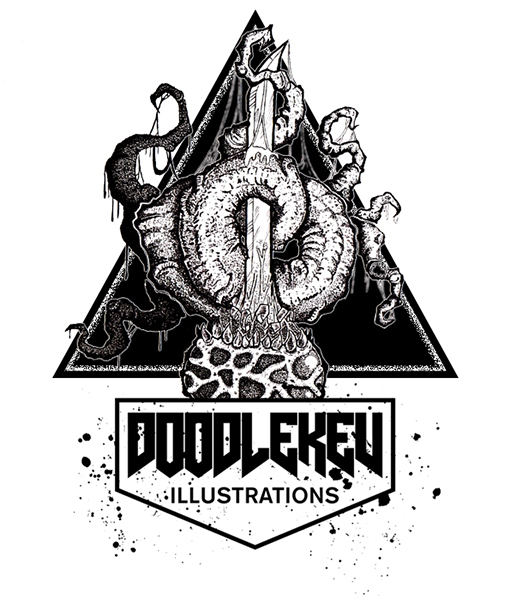 DoodleKev logo