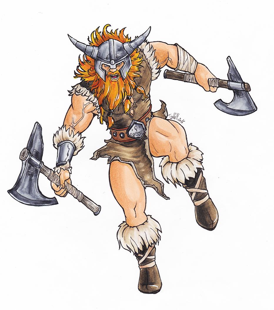 Olaf - League of Legends