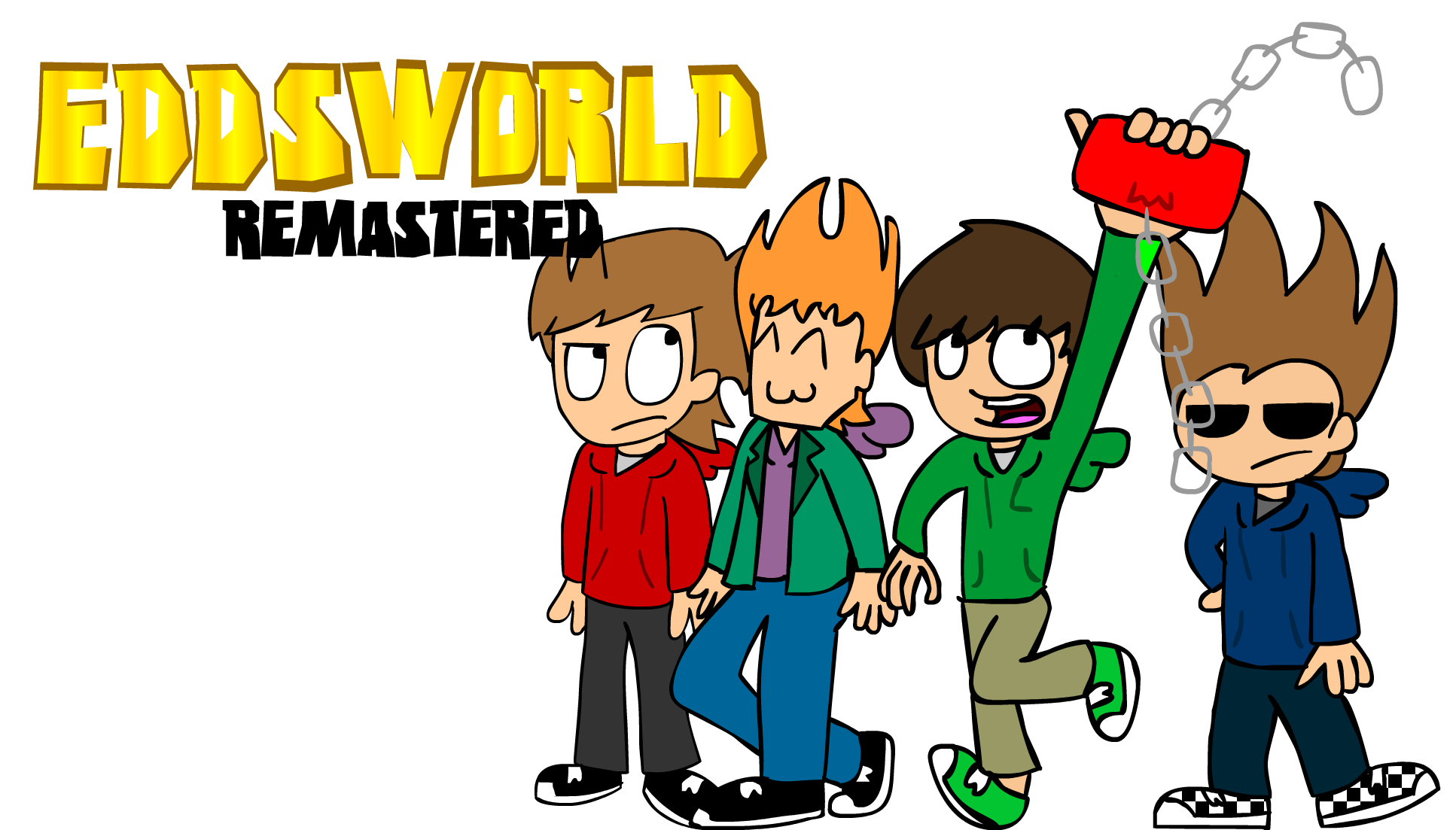 Eddsworld Remastered Designs