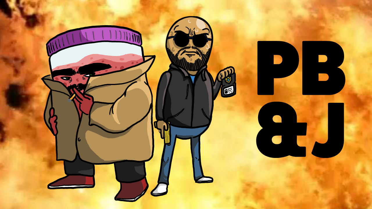 PB & J, Sandwich Detectives by MagicBrainFace on Newgrounds
