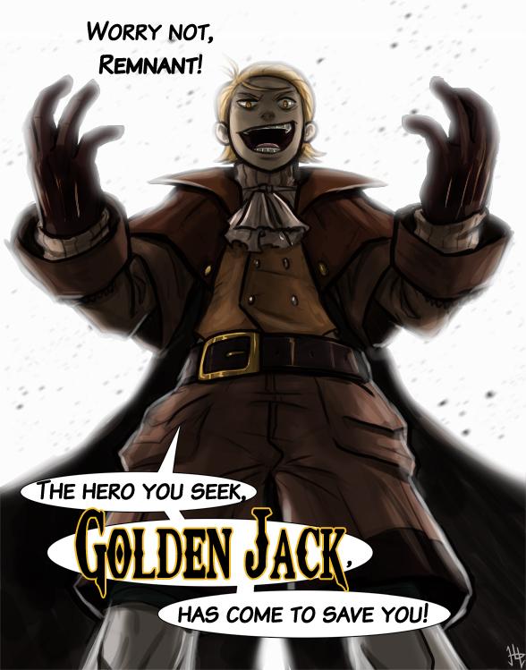 Golden Jack Returns