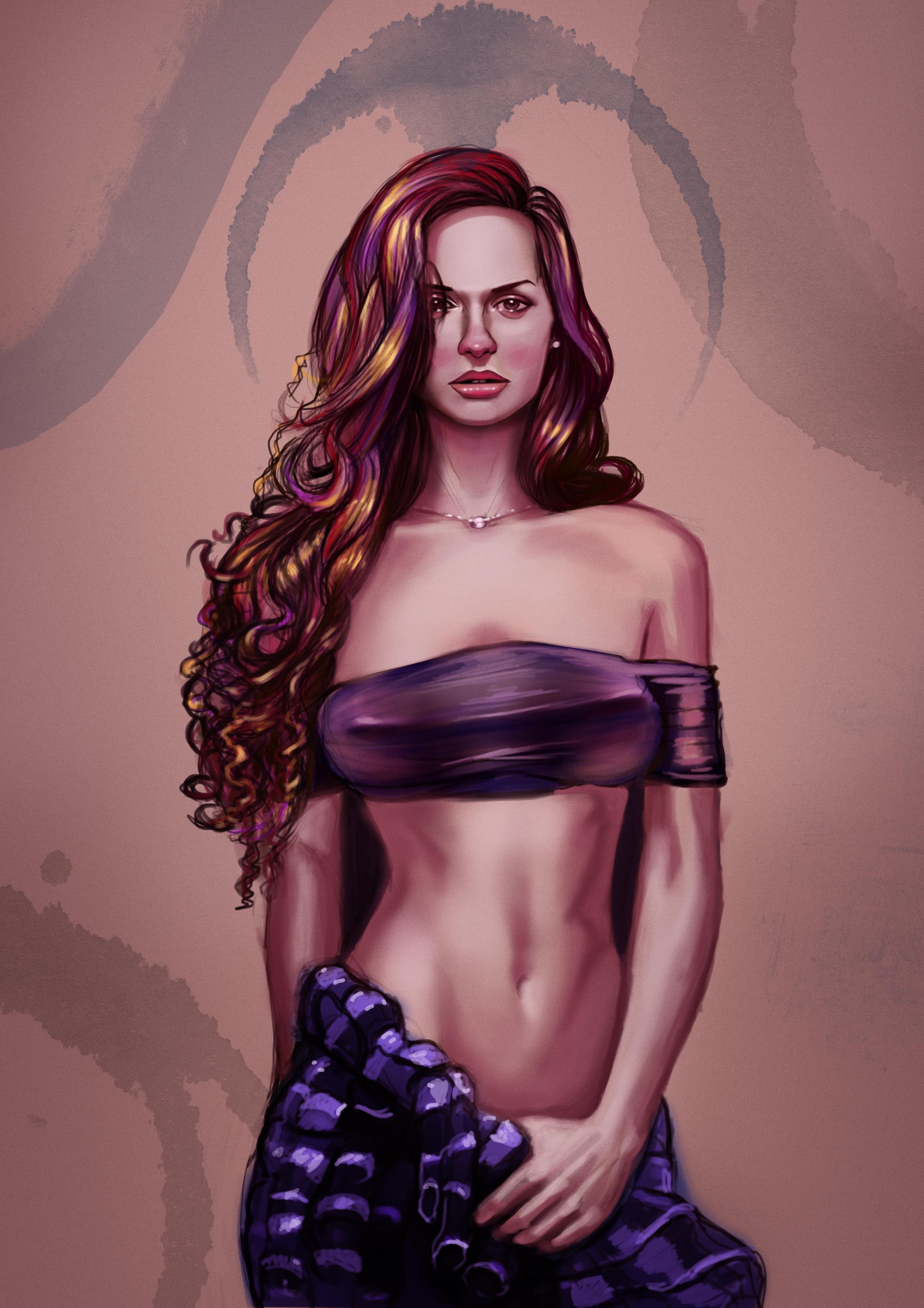 Red - Conceptual Art/Illustration - Kover Alexandru