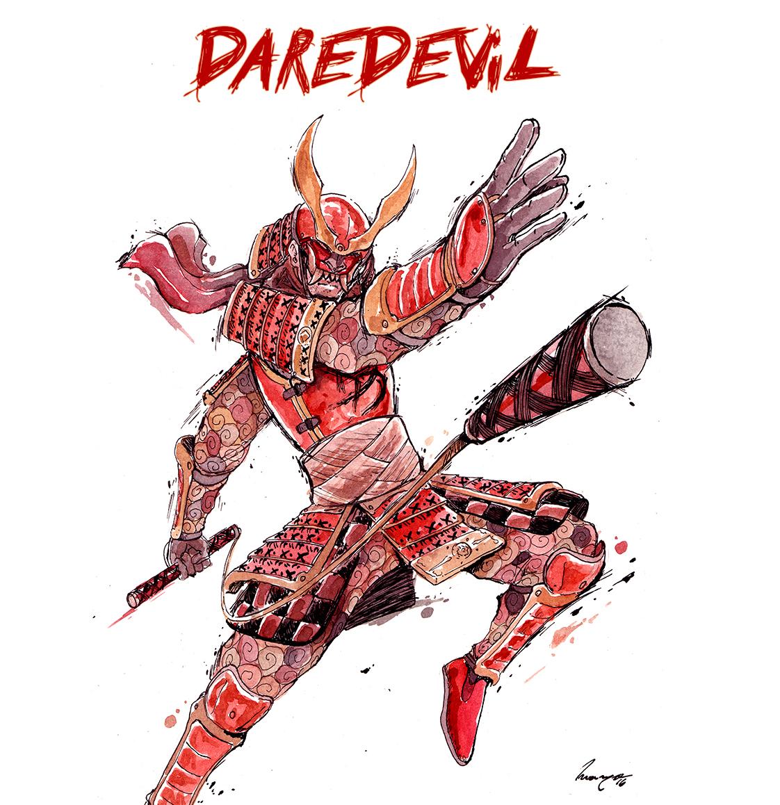 Daredevil Oriental