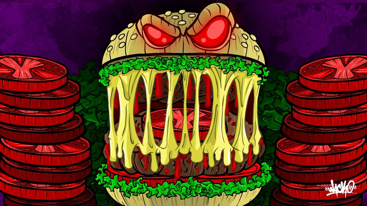 Evil Burger