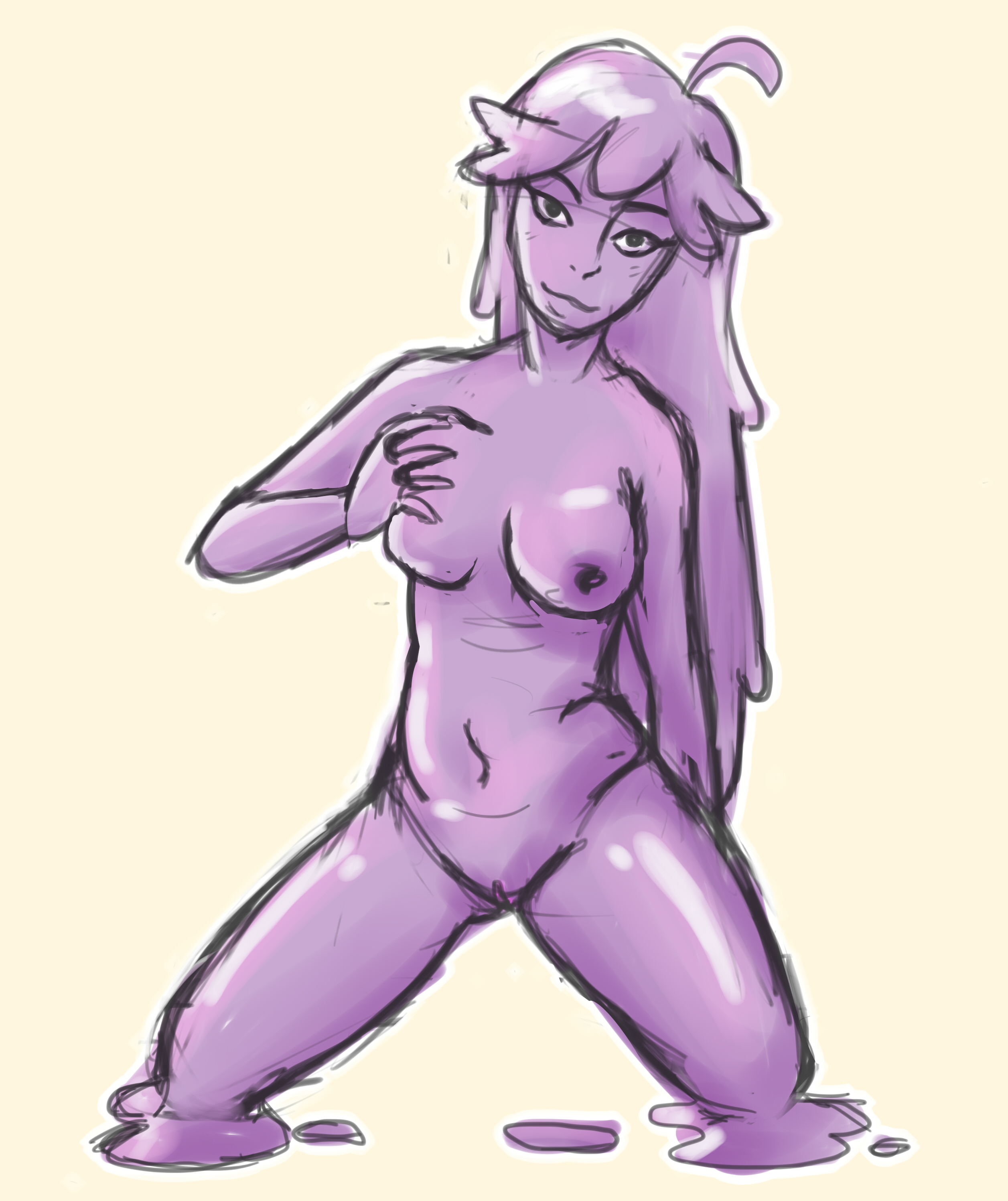 anther goo girl