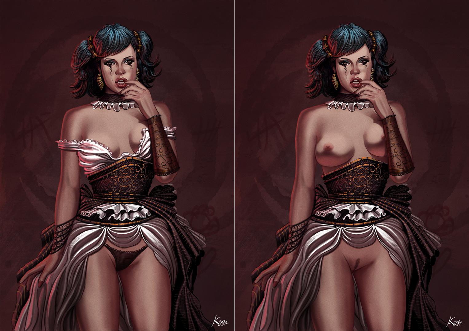 Vamp Sorceress