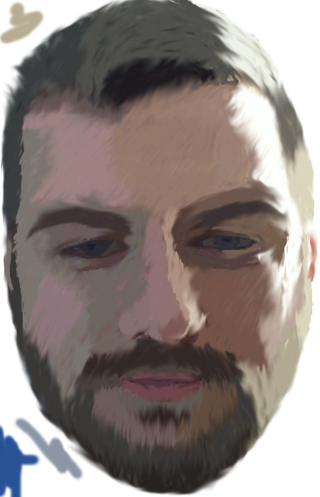 Self Portrait (Lighting lesson)