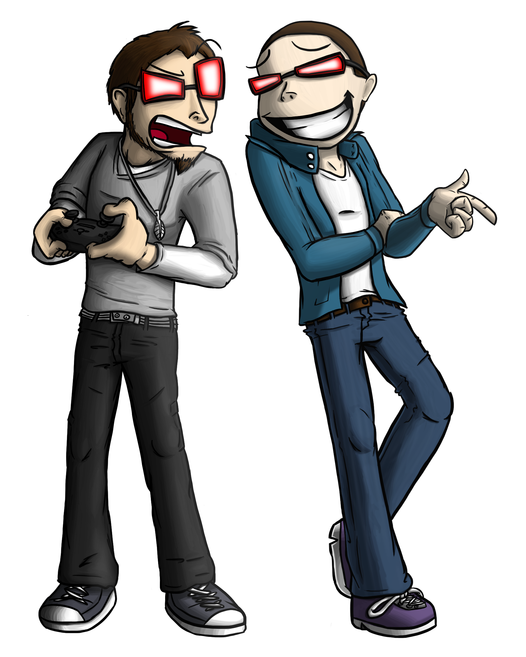 Edwin & SgtTroll