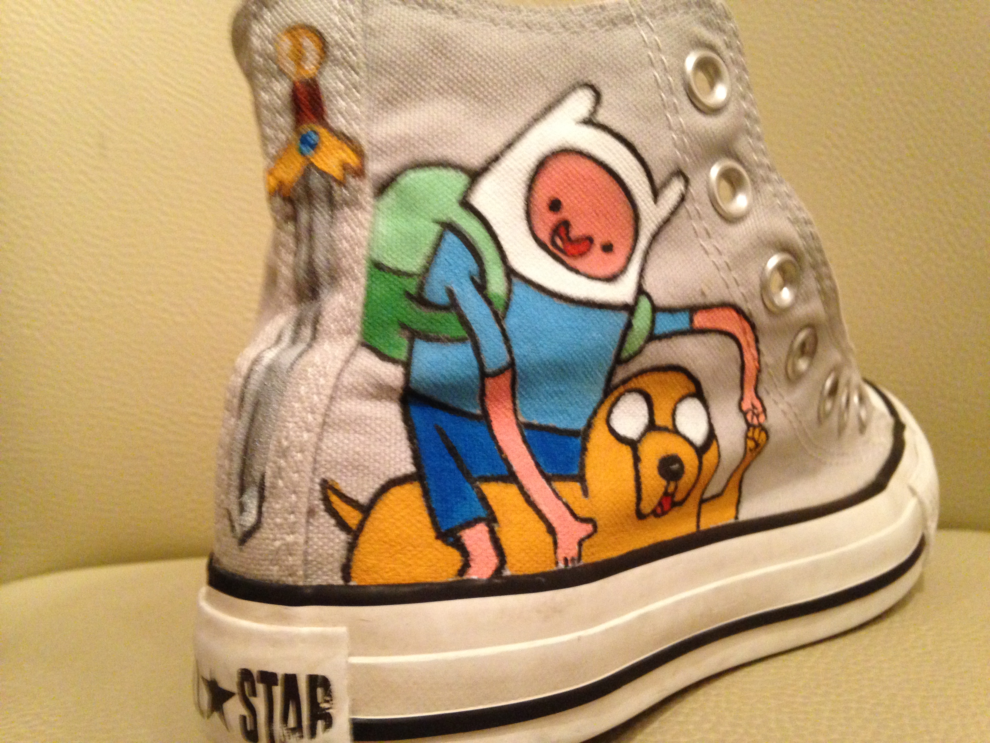 Adventure time trainers