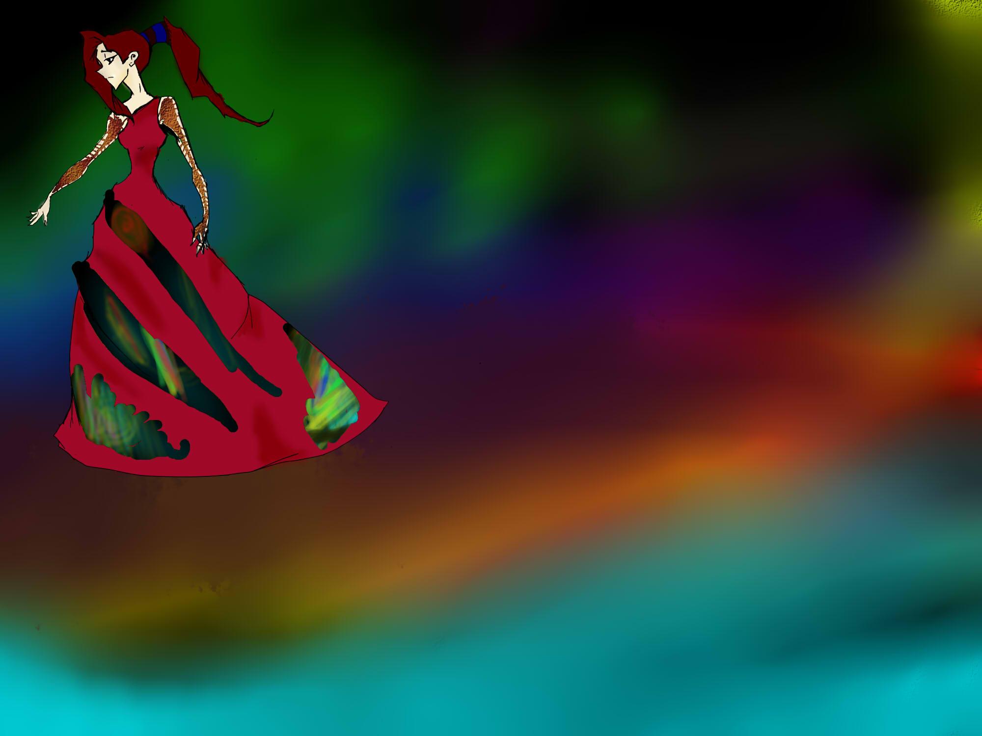 Color lady