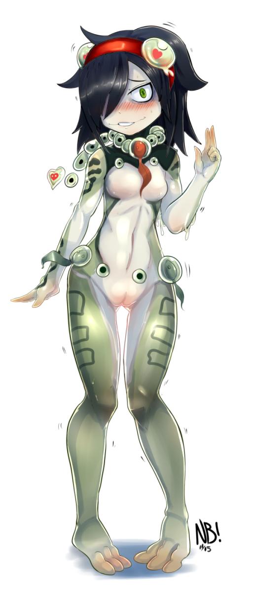 tomoko frog