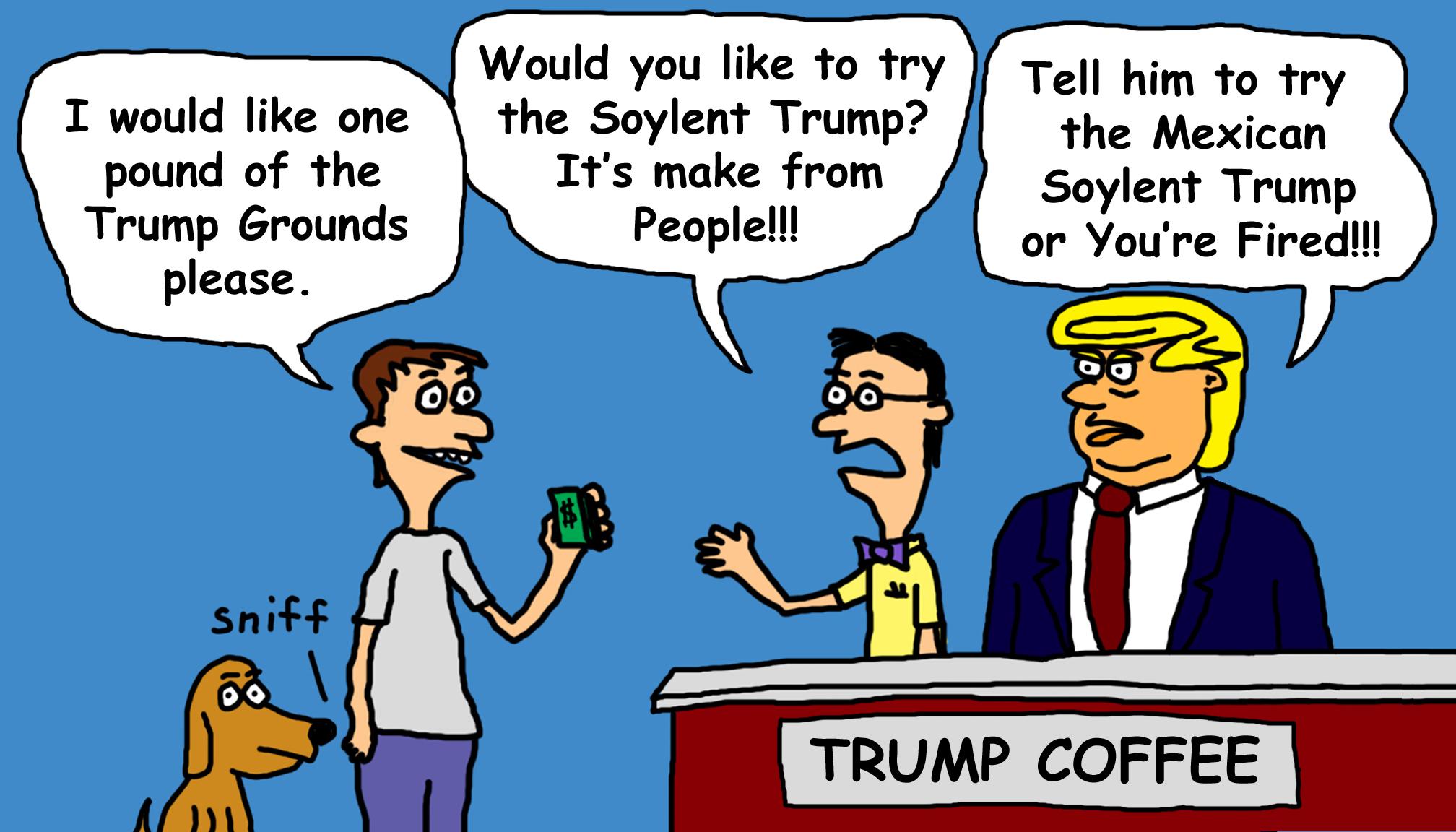 Trump Grounds