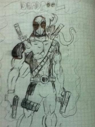 Deadpool (By H.Q.)