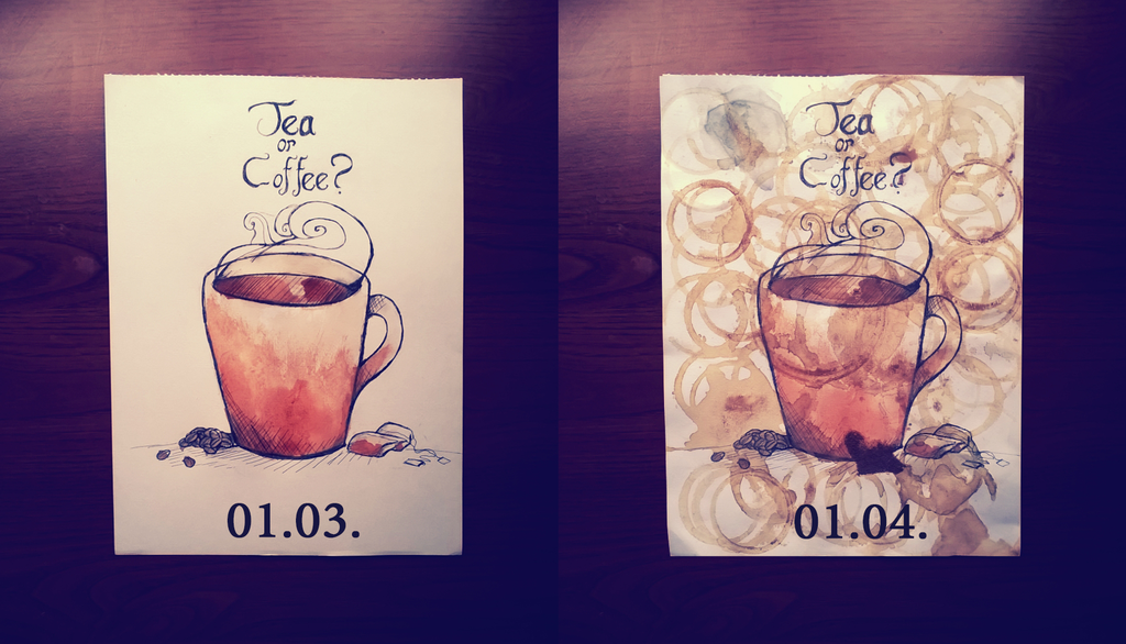 Tea or Coffee?