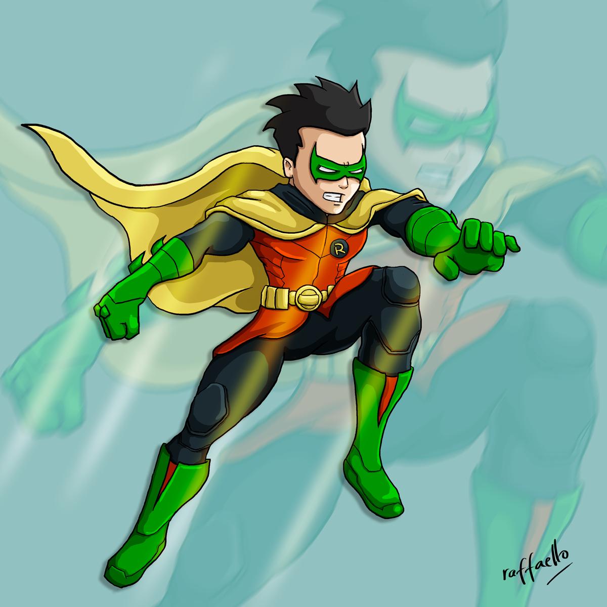 Damian (Robin)