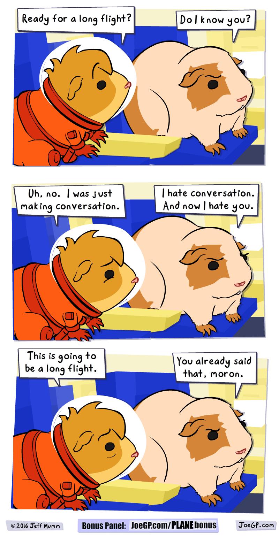 Passenger Talk