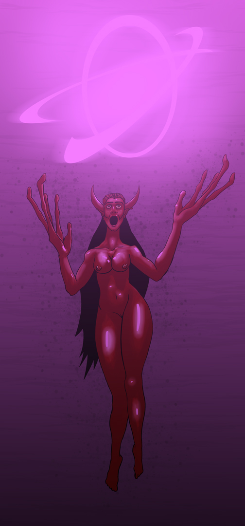 devil girl cartoon nsfw