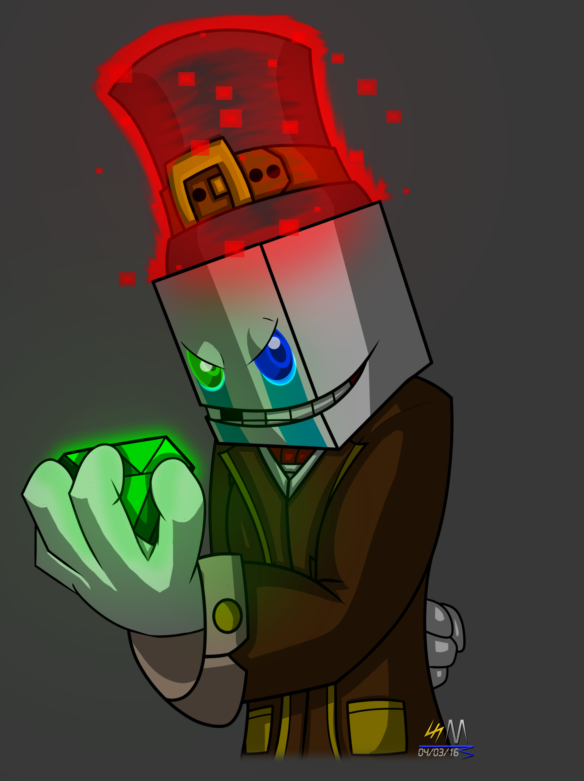 3rd Anniversary-Corrupted Hatty